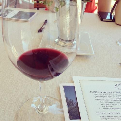 Nickel & Nickel vineyard.